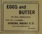 Capture Eggs and Butter